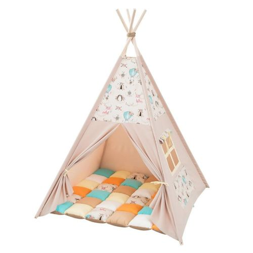 Cort teepee + saltea Dream Catcher