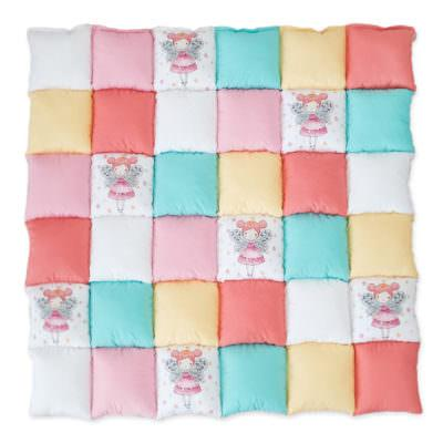 Saltea Patchwork Fairies